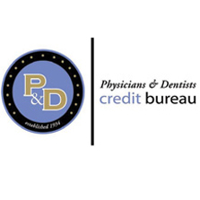 Physicians and Dentists Credit Bureau logo